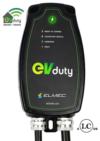 EVduty-40 SMART charging station (NEMA 6-50P) - Photo