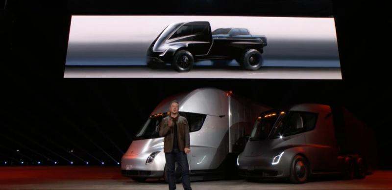 Can Tesla Crack The Truck Market With An Electric Pickup Truck? - Photo