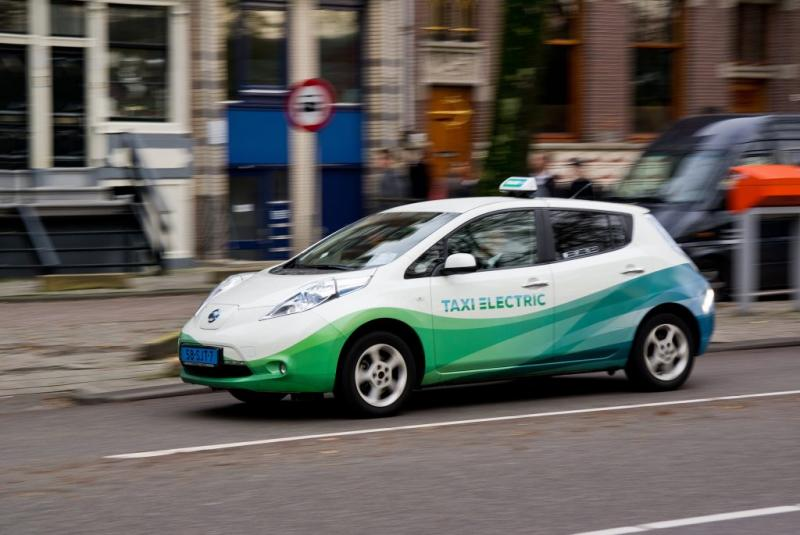 Sustainability managers should be pushing for electric vehicles - Photo