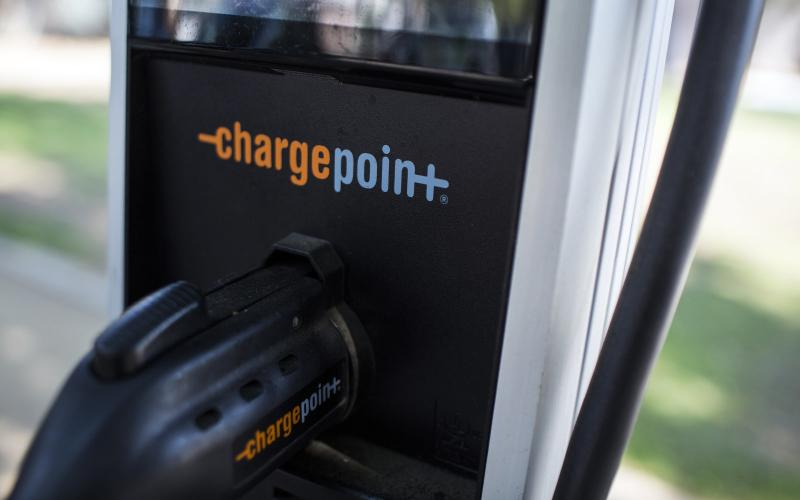 ChargePoint hopes to operate 2.5 million EV chargers by 2025 - Photo