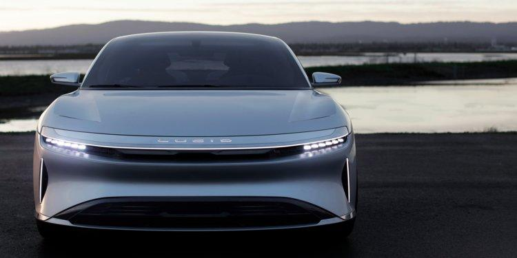 Lucid Motors closes $1 billion deal with Saudi Arabia to fund electric car production - Photo