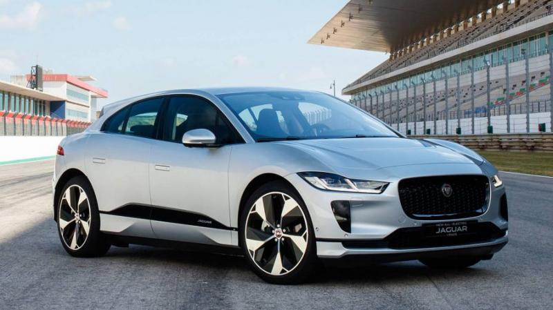 New Jaguar I-Pace Video Brilliantly Addresses False Concerns - Photo