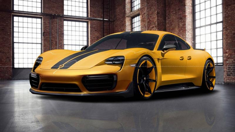Porsche Insider Says Automaker's Future Is Purely Electric, Except 911 - Photo