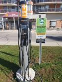 10 Commercial CT4000 ChargePoint stations installed for City of Burlington - Photo #2