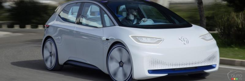 Volkswagen wants to sell 150,000 electric vehicles by 2020, more than 1 million by 2025  - Photo