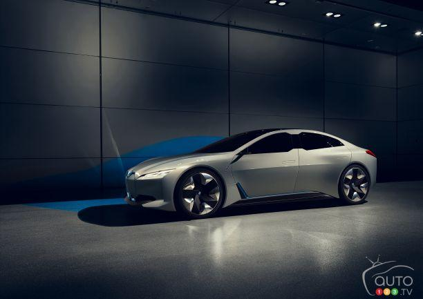Paris 2018: BMW confirms i4 will debut in 2021 - Photo