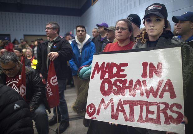 The end of GM's Oshawa plant: What we know so far - Photo