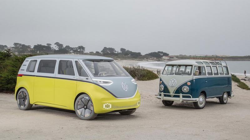 Volkswagen Seeks to Electrify Delivery Vans. - Photo