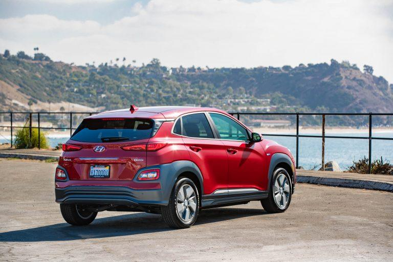Review: 2019 Hyundai KONA Electric and NEXO Fuel Cell  - Photo