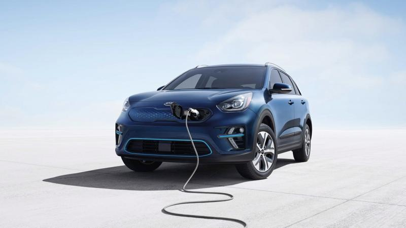 Kia Niro EV And Soul EV Coming to Canada - Photo