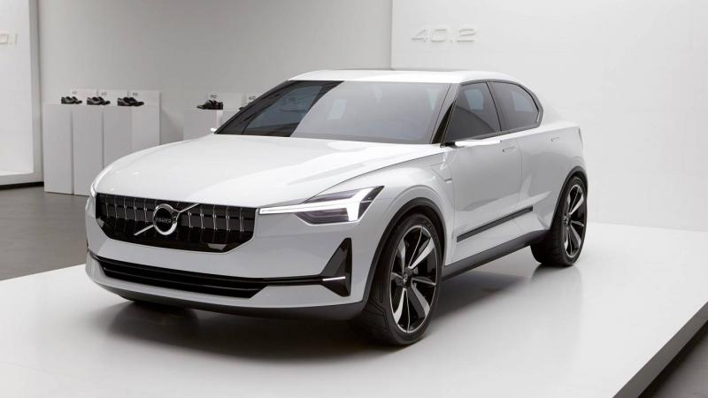The PoleStar 2 EV to Be the First Volvo Model Embedded With Google's Android OS - Photo