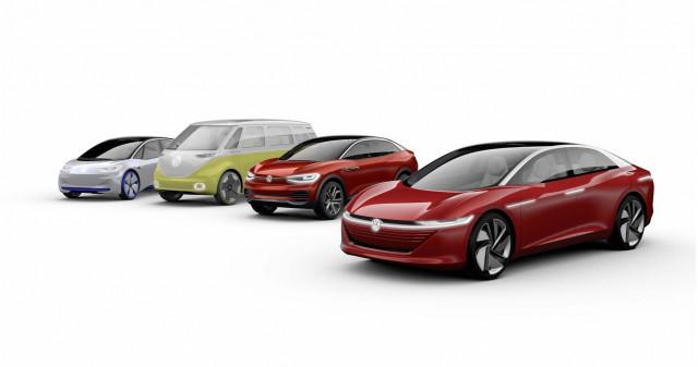 VW's new U.S. CEO: The tipping point on EVs is already here - Photo