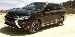 Mitsubishi Outlander top-selling PHEV in Canada with 5,052 units YTD  - Photo