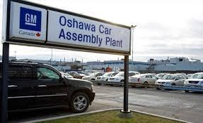 Could Tesla take over the Oshawa GM plant? - Photo