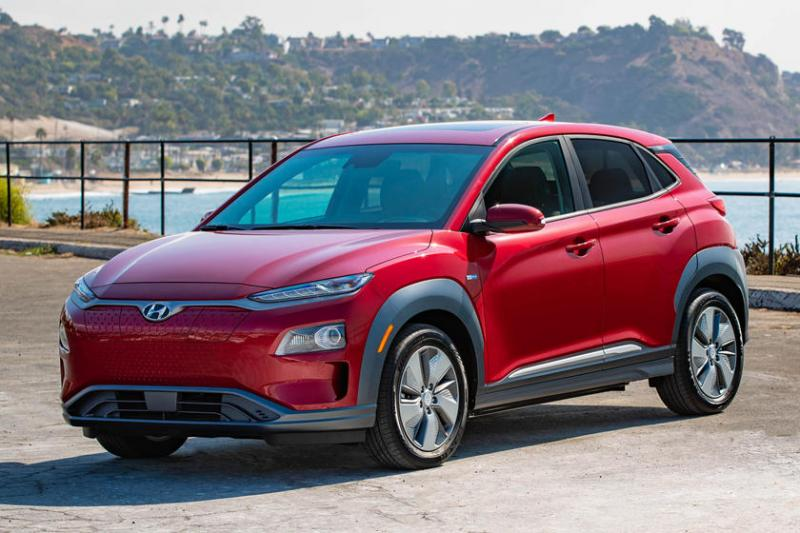 2019 Hyundai Kona EV Pricing Is Shockingly Less Than You Think - Photo