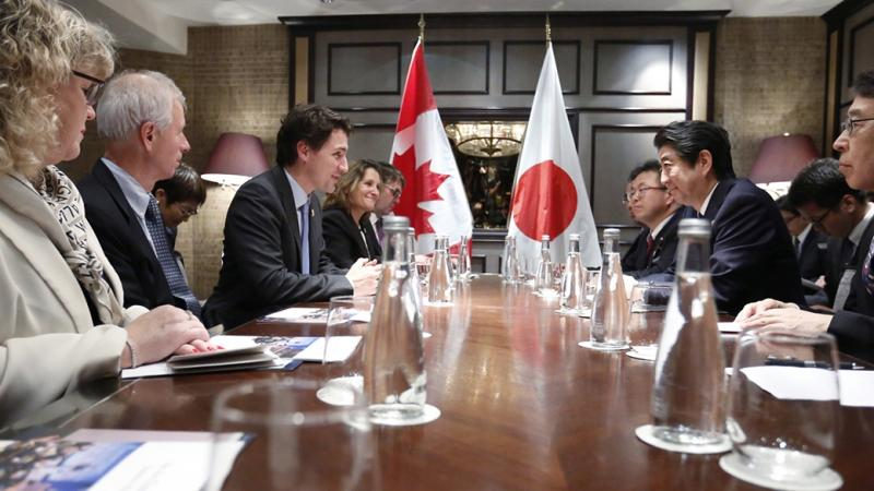 Canada quietly concludes additional auto talks with Japan - Photo