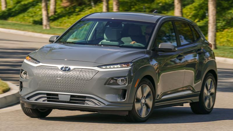 Canadian Pricing Announced for Hyundai Kona EV - Photo