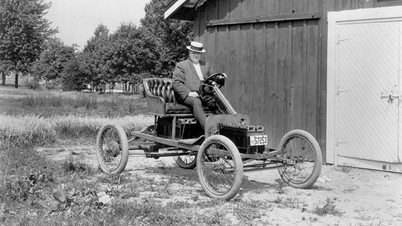 Ford Electric Cars: Past, Present and Future - Photo