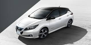 2019 Nissan Leaf review. Video - Photo