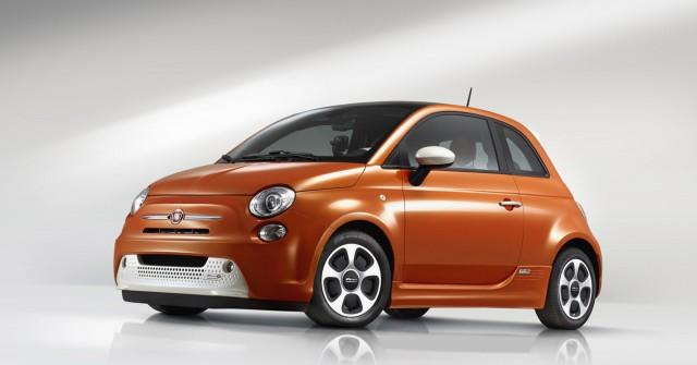 Next Fiat 500 to arrive in 2020 only as electric car! - Photo