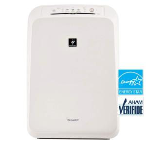 Sharp FPF50UW Air Purifier, White