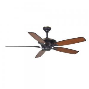 Ashburton 60 in. Indoor Tarnished Bronze Ceiling Fan