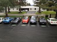 Autochargers.ca at ChargePoint: photo report from San Jose. - Photo #2