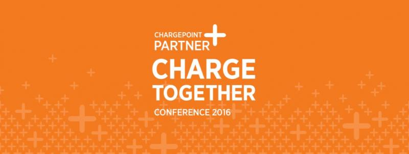 Autochargers.ca at ChargePoint Partner Conference in San Jose, CA - Photo