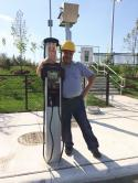 CT4000 Is Installed at Newly Constructed Gormley GO Station in Stouffville, ON. - Photo #2