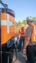 "The Very First ChargePoint CPE200 ""Quick"" DC Charger in Canada is Installed in Port Severn, ON! - Photo #5"