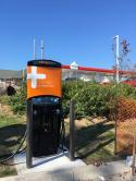 "The Very First ChargePoint CPE200 ""Quick"" DC Charger in Canada is Installed in Port Severn, ON! - Photo #6"