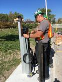 "The Very First ChargePoint CPE200 ""Quick"" DC Charger in Canada is Installed in Port Severn, ON! - Photo #7"