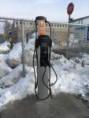 La station CT4000 est installée à CertainTeed Corporation, le manufacturier nord-américain de matériel de construction à Mississauga, Ontario. - Photo