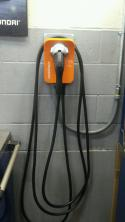 One CPF25 and one CT4000 ChargePoint Station are Installed at Toronto Hyundai Dealership. - Photo #2