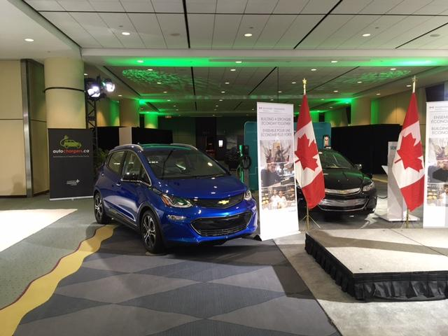 Media Day at Toronto International Autoshow. - Photo