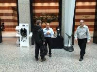 Autochargers.ca is a part of EV 10,000 event at Brookfield Place in Downtown Toronto.  - Photo