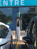 Autochargers.ca is a Sponsor of the Electric Vehicle Discovery Centre. - Photo