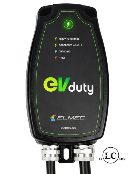 New EVduty Home Charger in Stock Now. - Photo