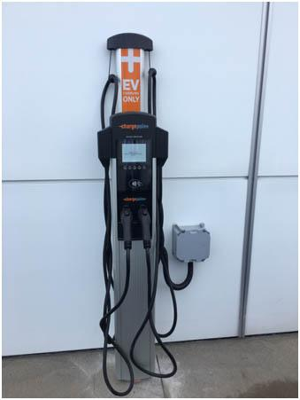 CT4000 Station is Installed at Ste-Foy Mitsubishi in Quebec City. - Photo