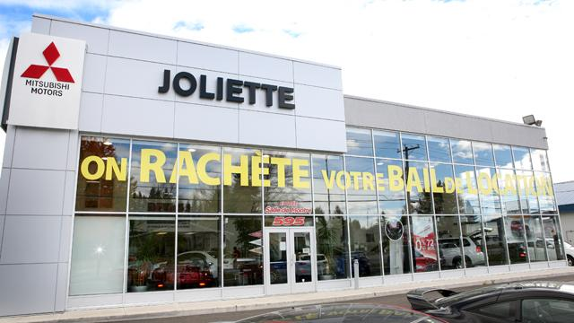 CT4000 Station is Installed at Joliette Mitsubishi in Notre-Dame-des-Prairies, Quebec. - Photo