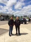 Notre équipe à l'événement VÉ Université de Waterloo. - Photo #2