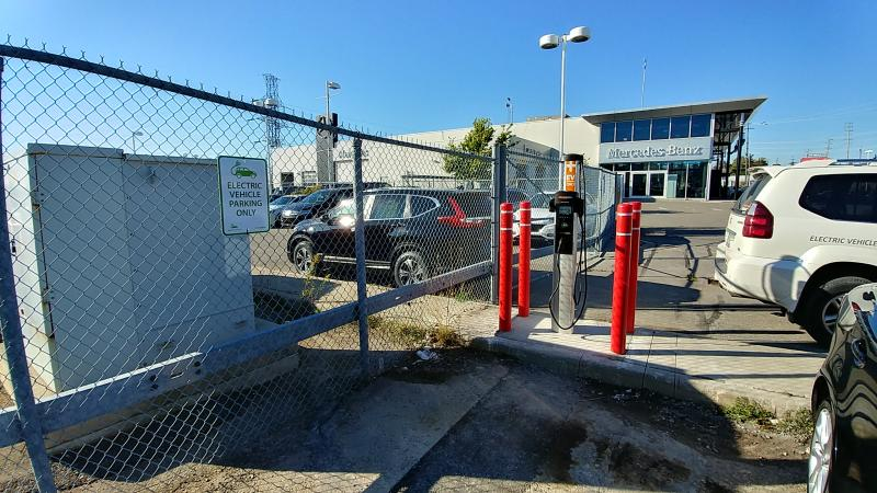 Two CT4000 Stations Are Installed At Whitby-Oshawa Honda Dealership. - Photo