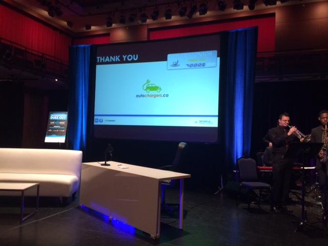Autochargers.ca is a Silver sponsor of the Duke Out PPG sustainability event. - Photo
