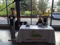 Autochargers.ca is a Silver sponsor of the Duke Out PPG sustainability event. - Photo #2