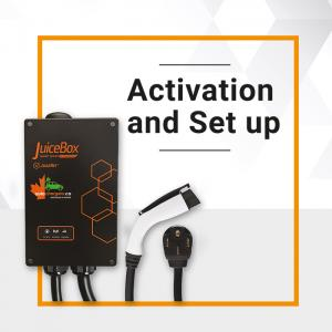JuiceBox Pro 40 Commercial Charger Activation and Initial Set up